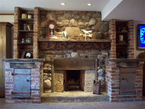 fireplace building materials yoder masonry inc
