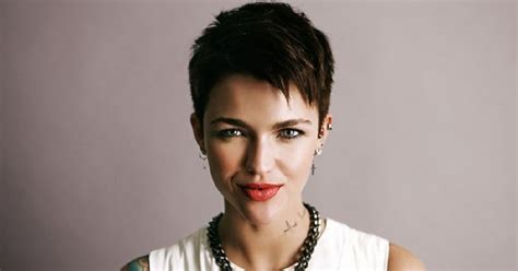 how to do ruby roses haircut ruby rose hairstyles hair world magazine