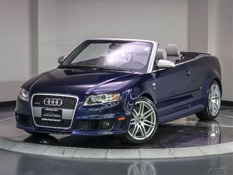 audi rs4 2008 for sale 2008 audi rs4 cabriolet german cars for sale
