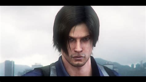 leons kennedy hairstyle for men leons kennedy hairstyle for men leon re6 by anubisdhl on