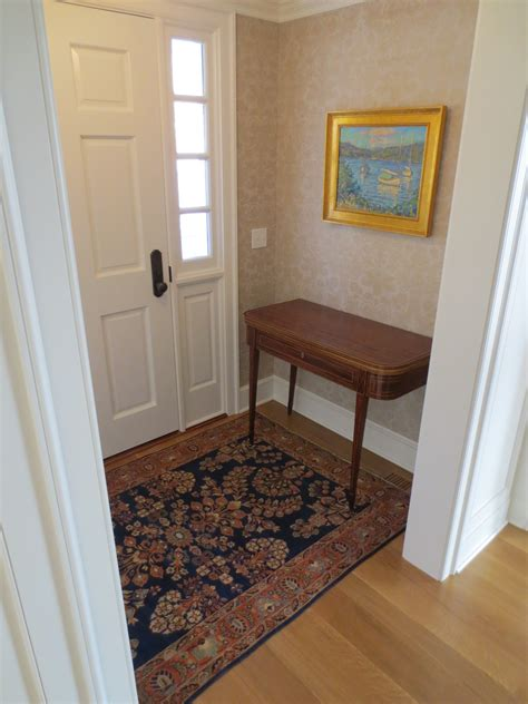 entryway rugs quot quot rug makes quot big quot difference in entryway