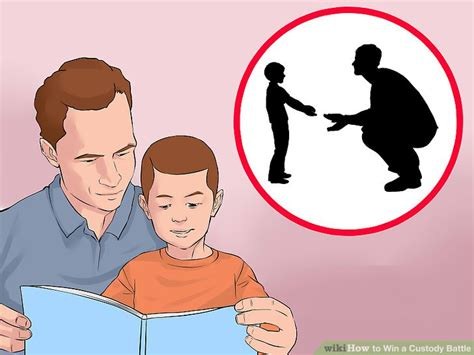 Wins Custody Of 2 by How To Win A Custody Battle With Pictures Wikihow