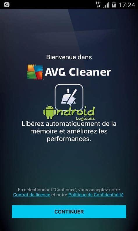 mobile avg nettoyeur et optimiseur avg mobile android logiciels fr