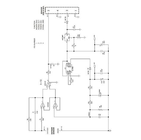 Power Lifier Oxygen dissolved oxygen sensor