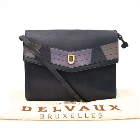Tas Pesta New Delvaux Clutch Calfskin buy safe delvaux designer vintage vind tweedehands delvaux handtassen kleding juwelen