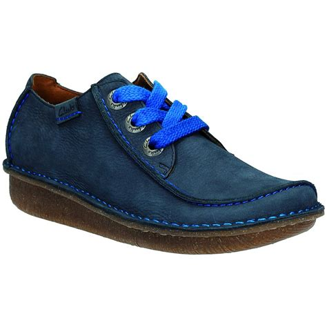 marshalls shoes for womens navy leather casual shoe at marshall shoes