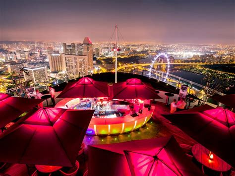 top rooftop bars singapore world s best rooftop bars pictures food and drink travel channel travel channel