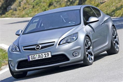 opel coupe opel insignia coupe in the works top speed