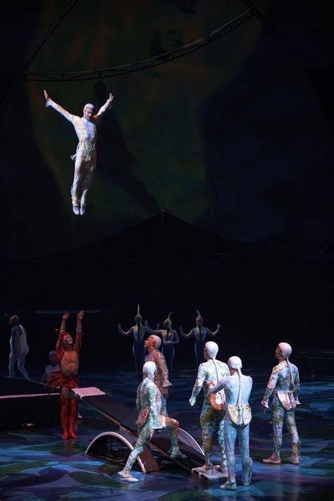 Mystère by Cirque Du Soleil to Perform at Fashion Show Oct. 28