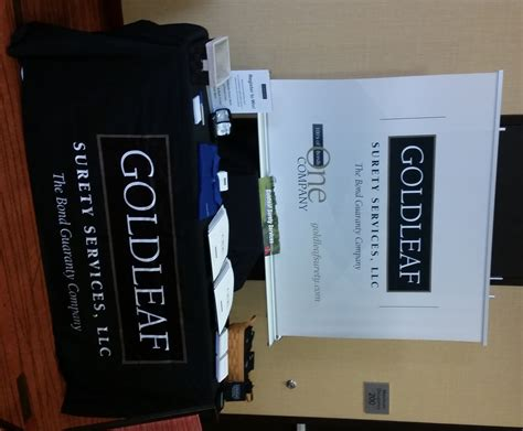 Goldleaf Surety Services Will be Attending ND PIA Convention