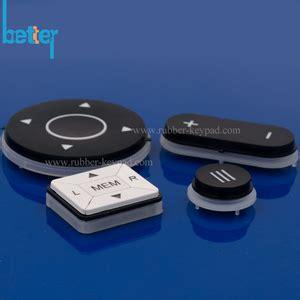 Keyboard Elastis Fleksibel Elastic Keypad 4x4 silicone button pad from china manufacturer xiamen