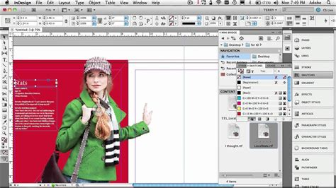 indesign online tutorial indesign cs 5 5 from start to finish youtube