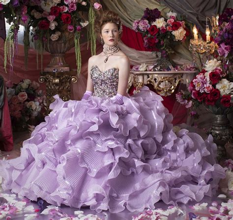 Heart wedding dress purple wedding dress ideas