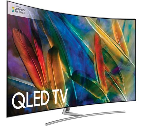 samsung ultra hd 4k tv curved buy samsung qe55q8camt 55 quot smart 4k ultra hd hdr curved