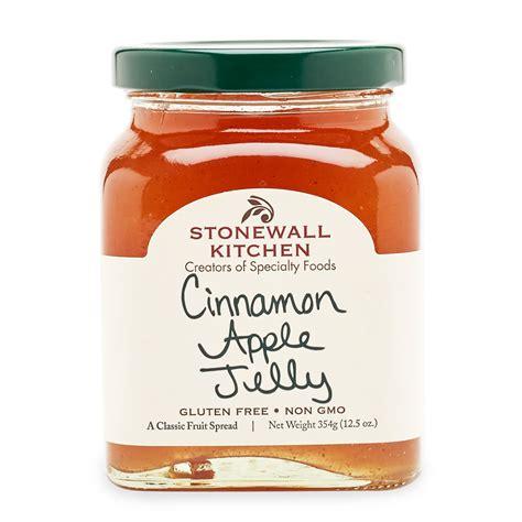 cinnamon apple jelly jams preserves spreads
