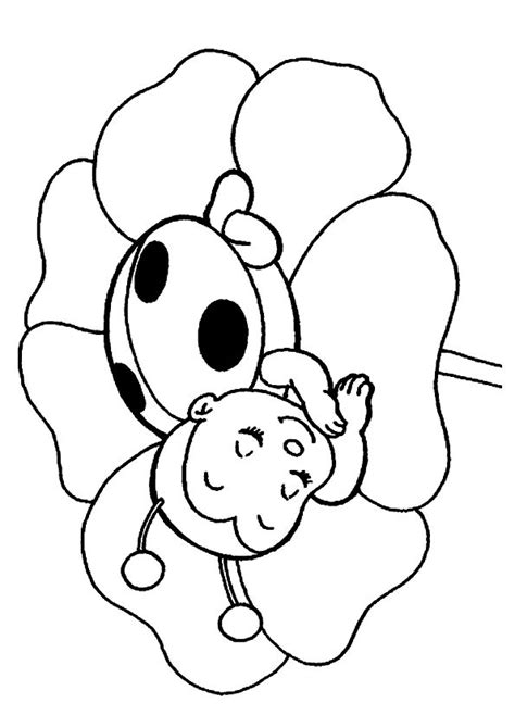 coloring pages ladybug girl print coloring image ladybug girls and embroidery