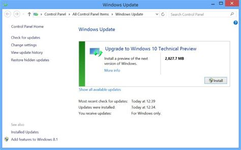 how to update to windows 10 how to install windows 10 through windows update
