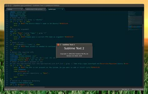 sublime text 2 win mac linux sublime text 2 0 stable released ppa update web upd8