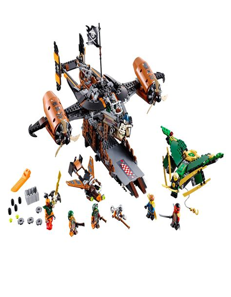Lego 70605 Ninjago Misfortune S Keep lego ninjago misfortune s keep 70605 building blocks