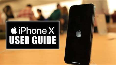 iphone user guide iphone x user guide things you probably don t