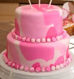 pinker kuchen of cake april 2010