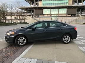 Chevrolet Cruze Diesel 2017 Chevrolet Cruze Diesel At A Glance Chicago Tribune