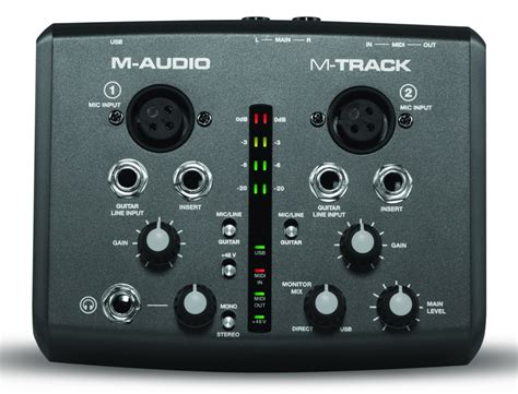 Usb Audio Card m audio usb sound card mtrack