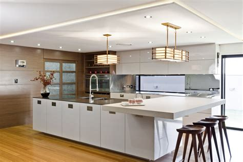 Rectangular Kitchen Ideas Rectangular Shaped Kitchen Designs Home Design And Decor