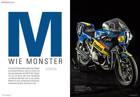 Motorrad Classic Rennen 2018 by Klassik Motorrad 1 2018 Motorrad Magazin Mo