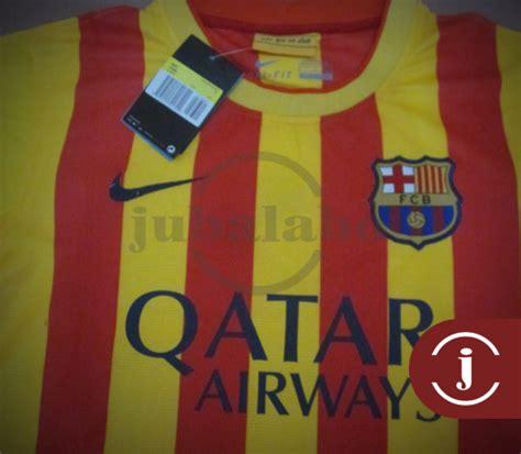 Harga Hemat Jersey Grade Ori Barca Away New 2016 2017 Official jersey bola barcelona grade ori jual jersey bola kw grade ori toko baju bola kw ori