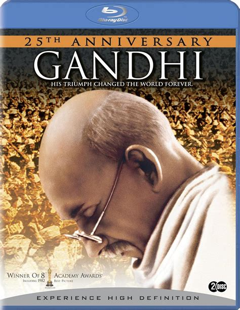biography movie gandhi what do you think of the movie gandhi 1982 and the real