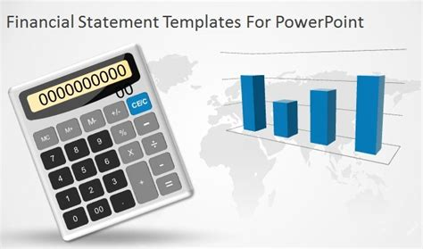 Financial Statement Templates For Powerpoint Presentations Financial Presentation Templates