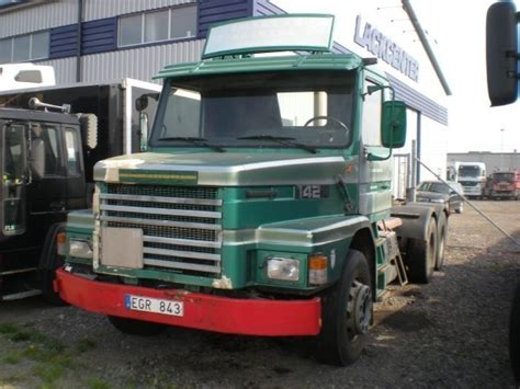 scania t 92 tractor unit from sweden for sale at truck1