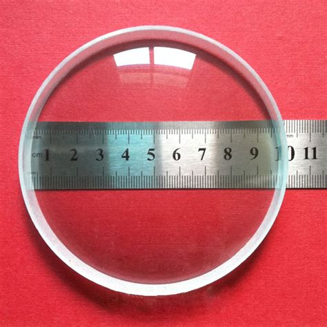 Alarm Check Valve Dia 100 Mm 2pcs 100mm diameter optical glass focal length 300mm large optics concave lens in lenses