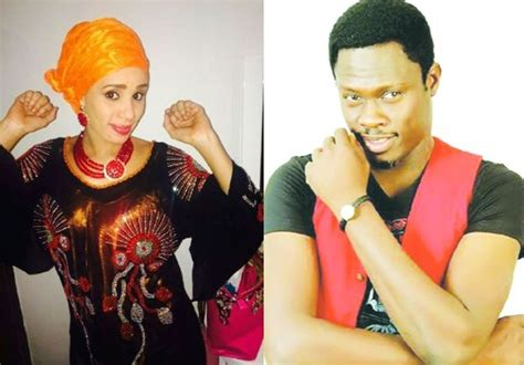 ali nuhu new wife kannywood actress denies dating kannywood actor glo