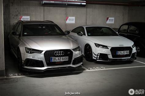 Audi Tt R by Audi Abt Tt Rs R 4 Juli 2017 Autogespot