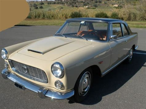 Lancia Flaminia Coupe For Sale 1960 Lancia Flaminia Pininfarina Coupe For Sale Classic