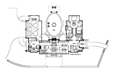 courtyard house plans u shaped u shaped house with courtyard shaped house plans with
