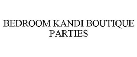 bedroom kandi logo bedroom kandi boutique parties reviews brand