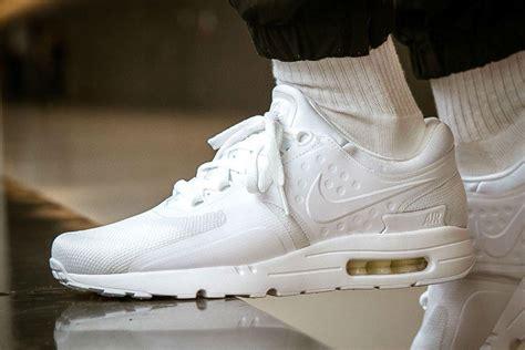 Nike Airmax Zero White Bnib nike air max zero white sneaker freaker