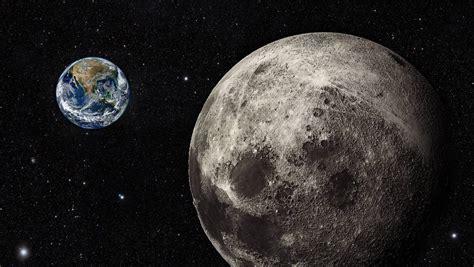 la terre et des 285197369x nasa la distance entre la terre et la lune illustr 233 e par un clich 233