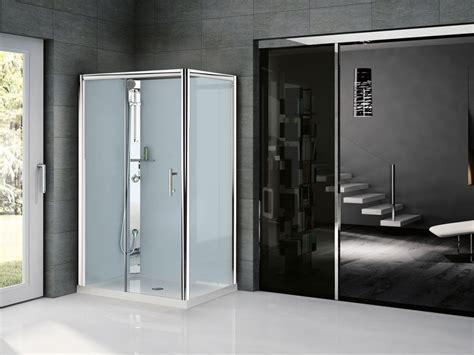 box doccia cagliari cabina de ducha de esquina rectangulares de cristal glax 1