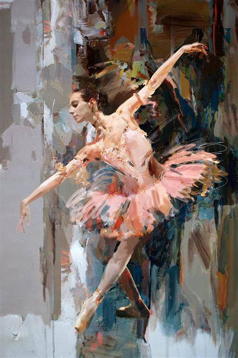 acrylic painting subject ideas ballerina 29 painting by mahnoor shah