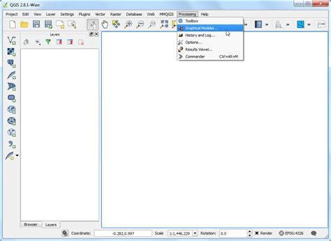 qgis processing tutorial automating complex workflows using processing modeler