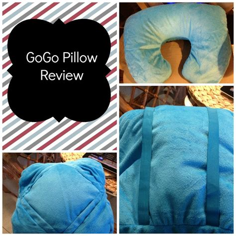 Gogo Pillows by Gogo Pillow Review Convertible Pillow For Tablets Travel