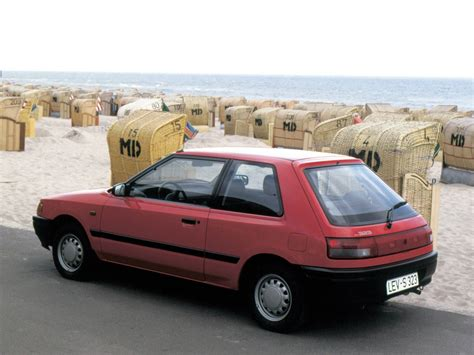 what country made mazda mazda 323 bg hatchback specs 1989 1990 1991 1992