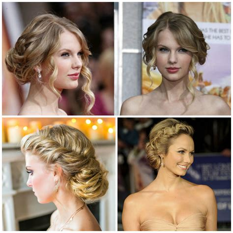 Wedding Hair For Dress by Simple Hairstyle For Hairstyles For The Shoulder
