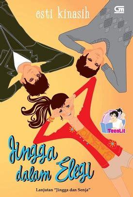 Teenlit Jingga Dalam Elegi 27 may 2012 pojoknyabacaan