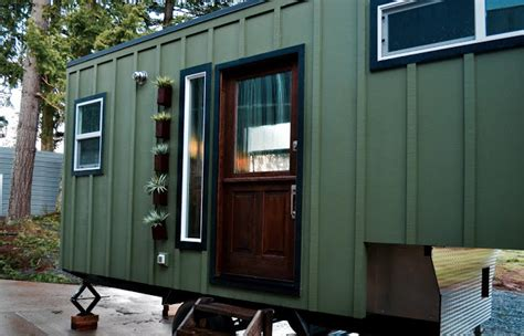 heirloom tiny homes aerodynamic tiny house by tiny heirloom