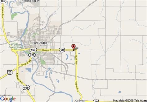 directions to fort dodge iowa map of 8 motel fort dodge ia fort dodge